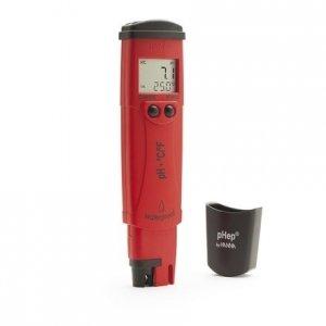 Hanna Instruments pH en temperatuur tester