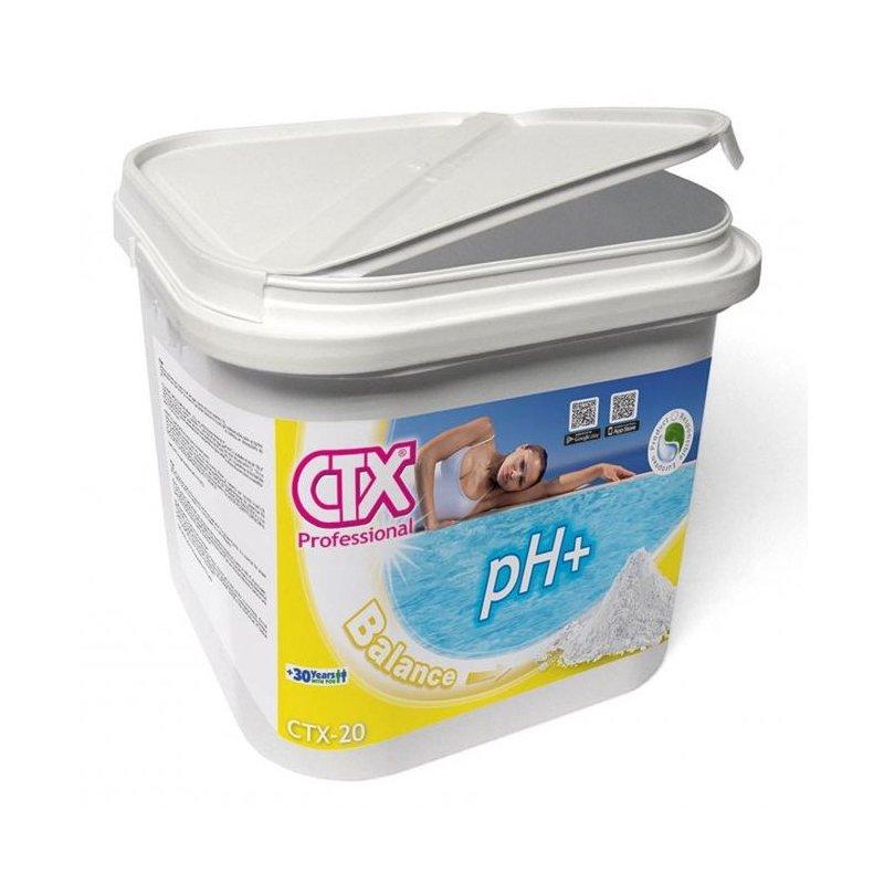 pH Plus 5kg - CTX-20