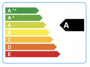 De VBPP full inverter warmtepomp is voorzien van een unieke, lineaire regeling.