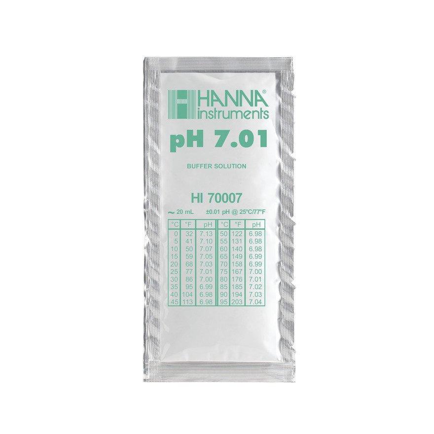 Hanna Kalibratievloeistof pH 7.01 (HI700074P)