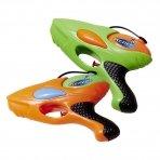 Kerlis Set van 2 waterpistolen Groen & Oranje