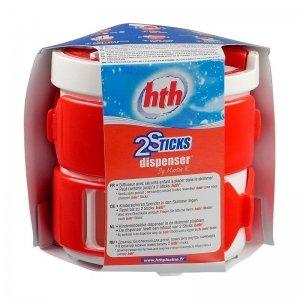 HTH Sticks Dispenser voor sticks 300 Gr