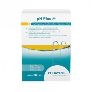 Bayrol pH-Plus granulaat – 3 x 500g