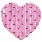 Roze hart met glitter Luchtbed | Luchtbedden & vlotters | Zwembad.shop