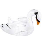 Witte zwaan Luchtbed