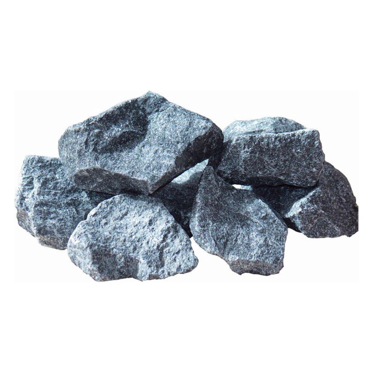 Sauna Stenen 20kg (granietstenen groter dan 10 cm)