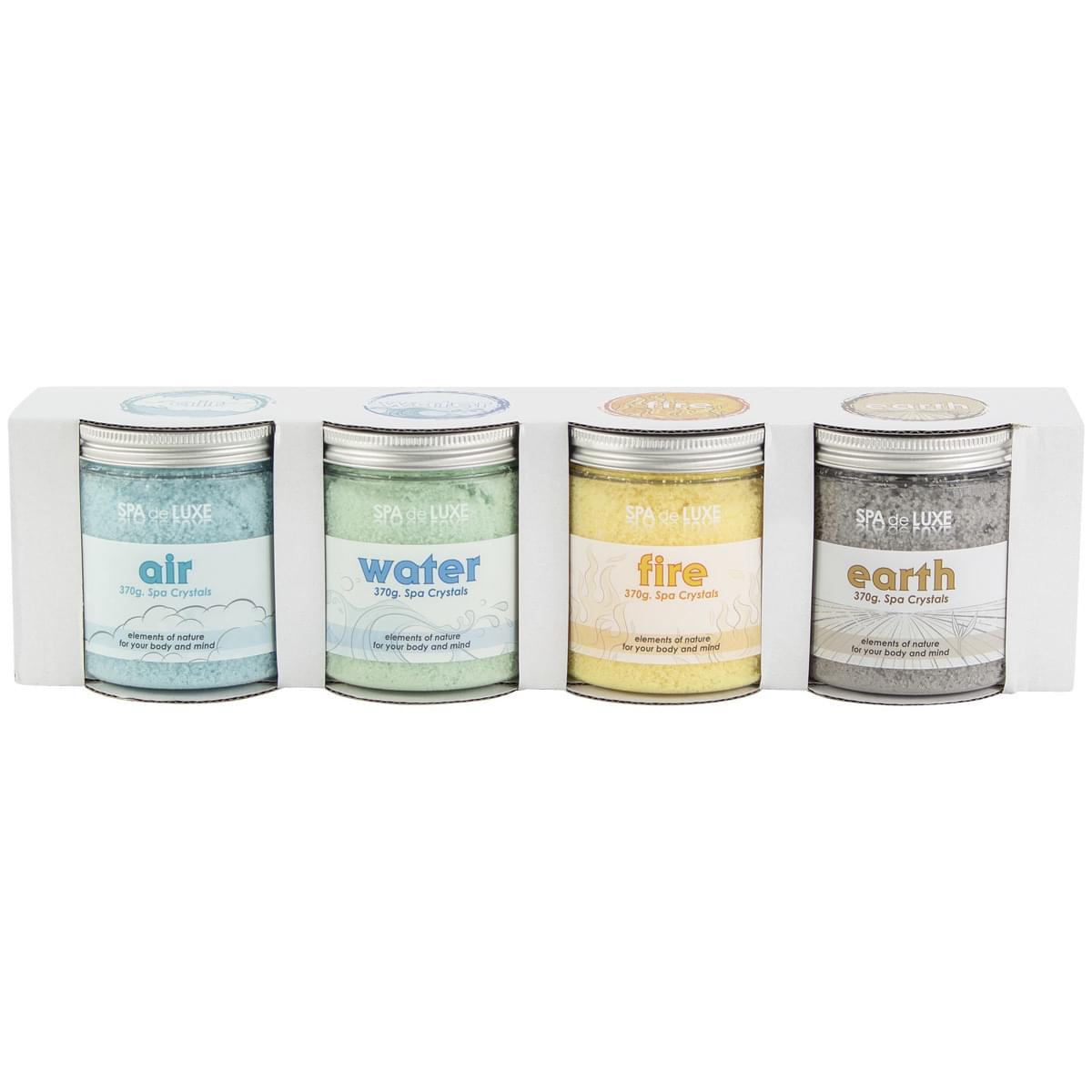 AquaFinesse badzout voor Spa en Hot tub (4 in 1)