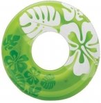 Intex Clear Color opblaasbare zwemband groen (91 cm)