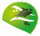 Beco-sealife kinder badmuts Siliconen Unisex - groen