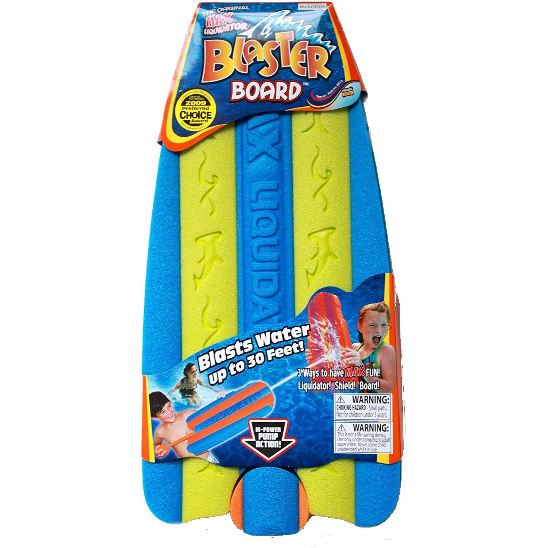Blaster board met 3 functies