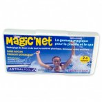 Magic'Net - sponzen voor de waterlijn